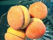 Breskvice - Croatian Peech Cookies