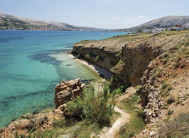 Pag Island has become known as a Croatian Ibiza