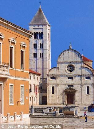 Dalmatia Croatia Zadar Region