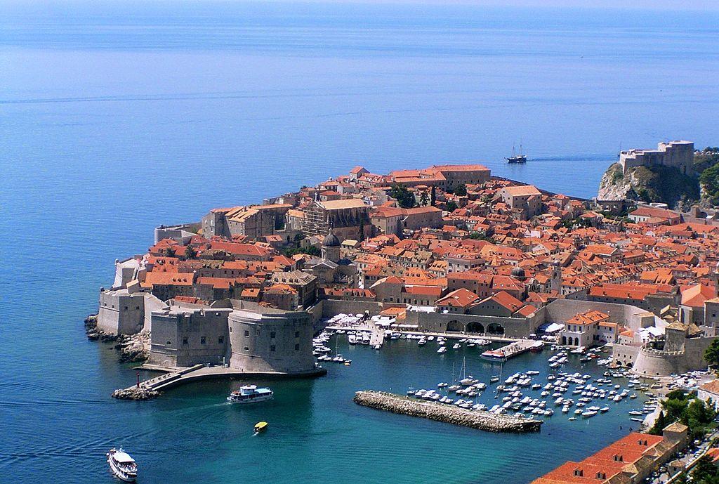 Dalmatia Croatia Dubrovnik Region