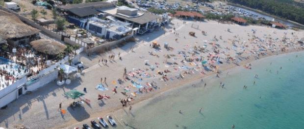 Ibiza Beach Island Pag Dalmatia Croatia
