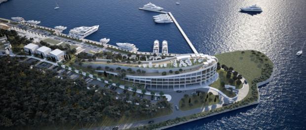 New and ultra chic D-Resort Šibenik