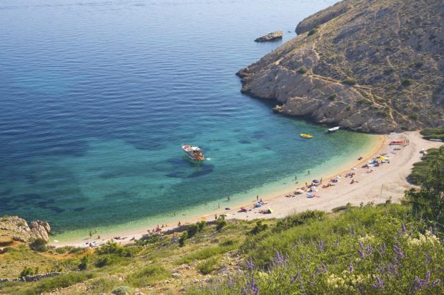 Stara Baska Beach