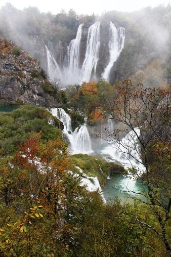 Croatia: Waterfalls and foliage a magical combination