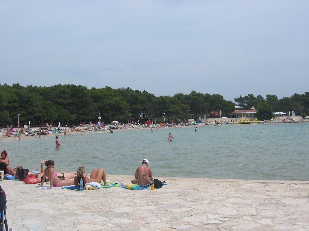 zaton beach croatia