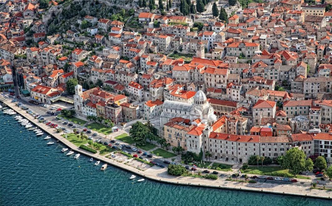 Dalmatia Croatia Sibenik Region