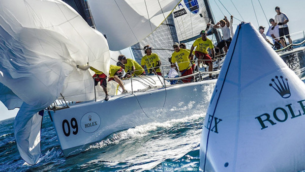 Farr 40: Winning the Grand Prix One Design Race